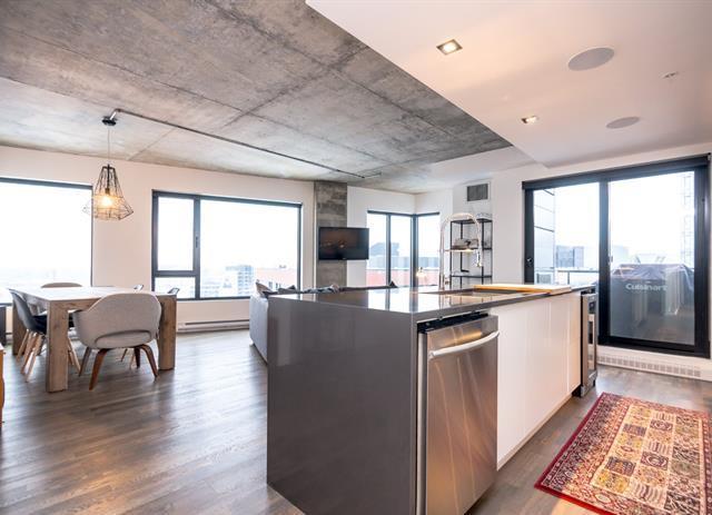 1085 Rue Smith, app. 1400 Le Sud-Ouest (Montréal)    2,350$/mois
