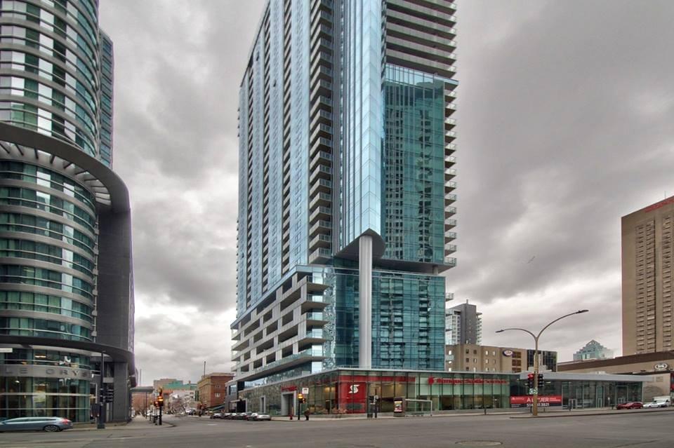 1155 Rue de la Montagne, app. 2704 Ville-Marie (Montréal)    1,499$/mois