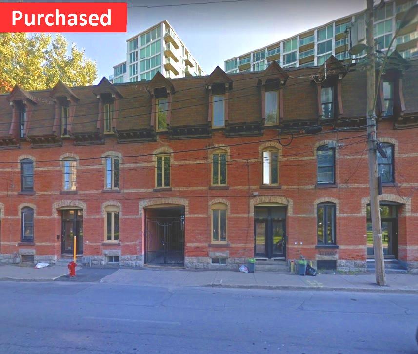 201-203 Rue de la Montagne Le Sud-Ouest (Montréal)    868,000$