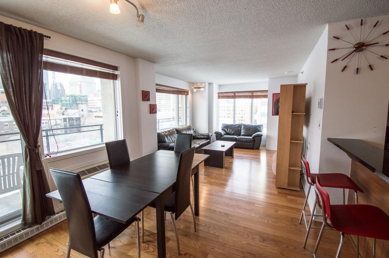 1280 Rue St-Jacques, app. 1002 Ville-Marie (Montréal)    2 200 $/mois