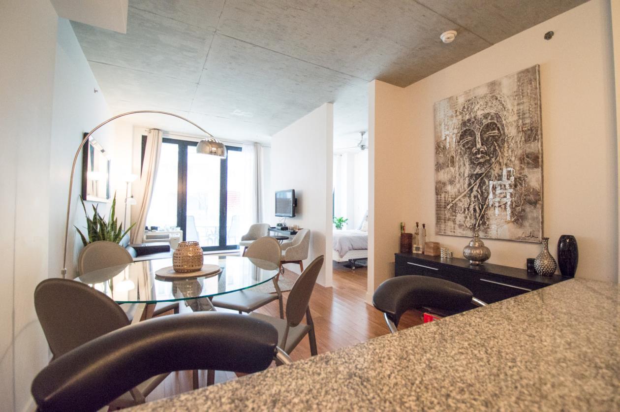 950 Rue Notre-Dame O., app. 144  Le Sud-Ouest (Montréal)    1,450$/mois
