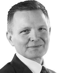 Tom Sherman Chairman