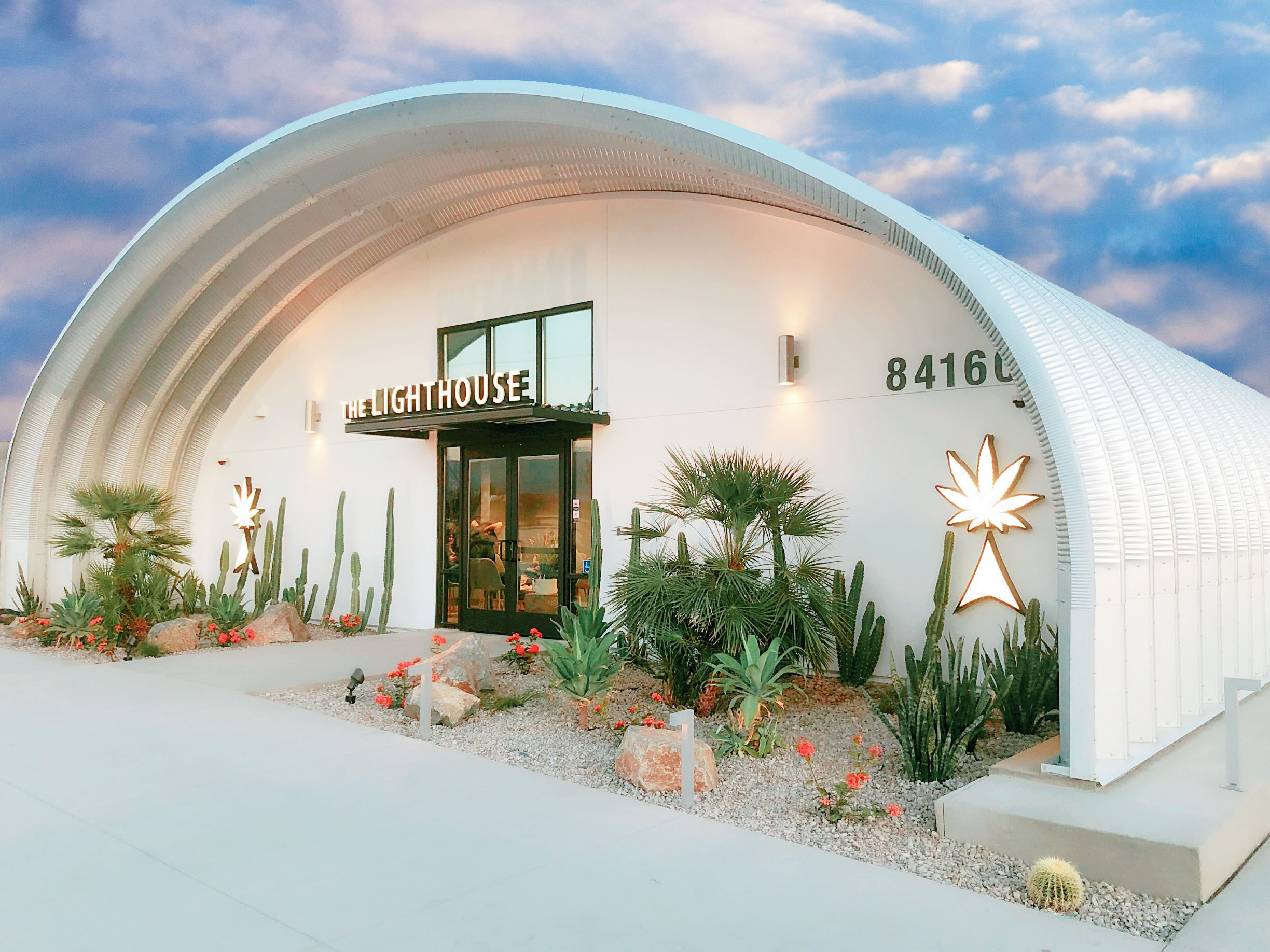 The Lighthouse Dispensary, 84160 Avenue 48, Coachella, CA 92236
