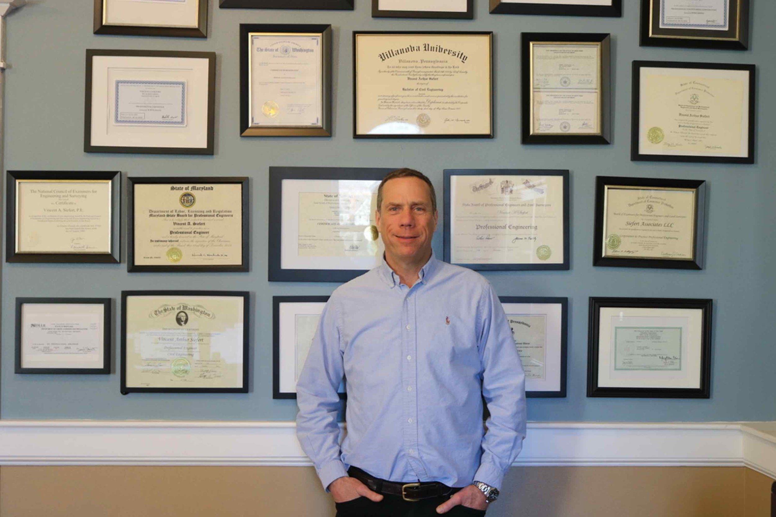 Elevate Your Business  Vince Siefert, President Siefert Associates Naugatuck CT