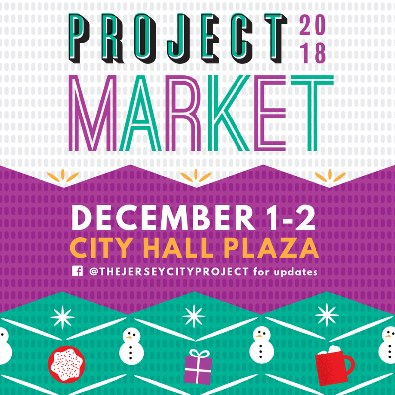 JC ProjectHoliday Market - December 1-2280 Grove St, Jersey City, NJ 07302
