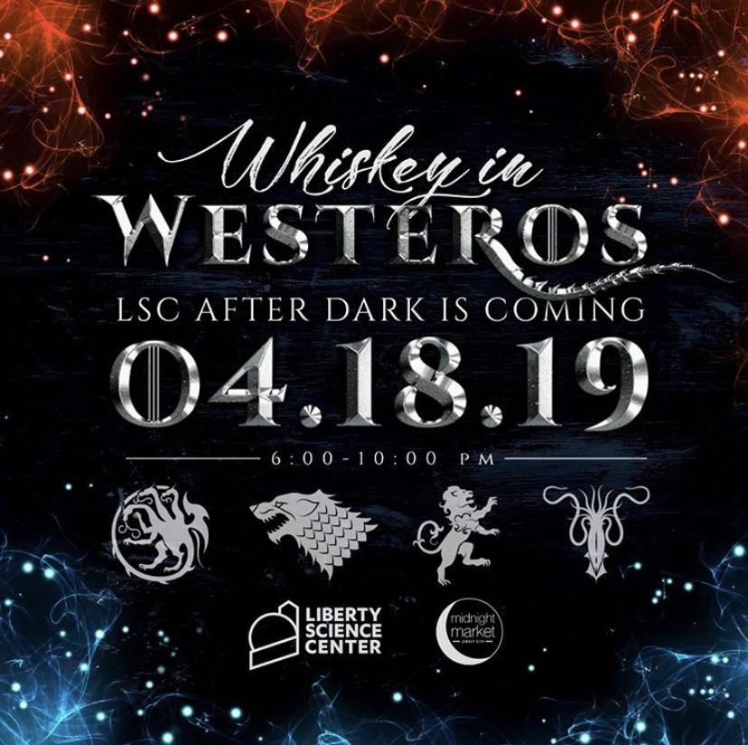 LSC After Dark - April 18, 2019 (6:00 PM - 10:00 PM)222 Jersey City Blvd, Jersey City, NJ 07305