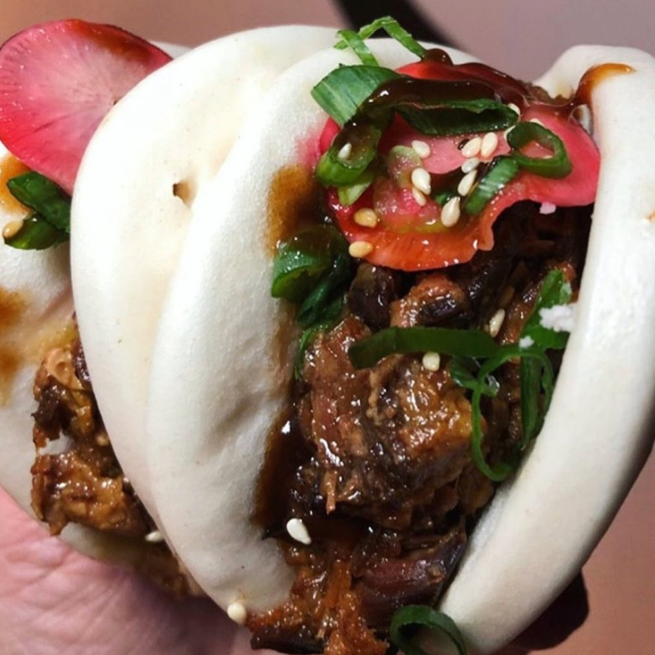 Braised Pork Bao