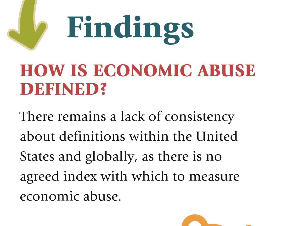 Understanding Economic Abuse Across The Globe -