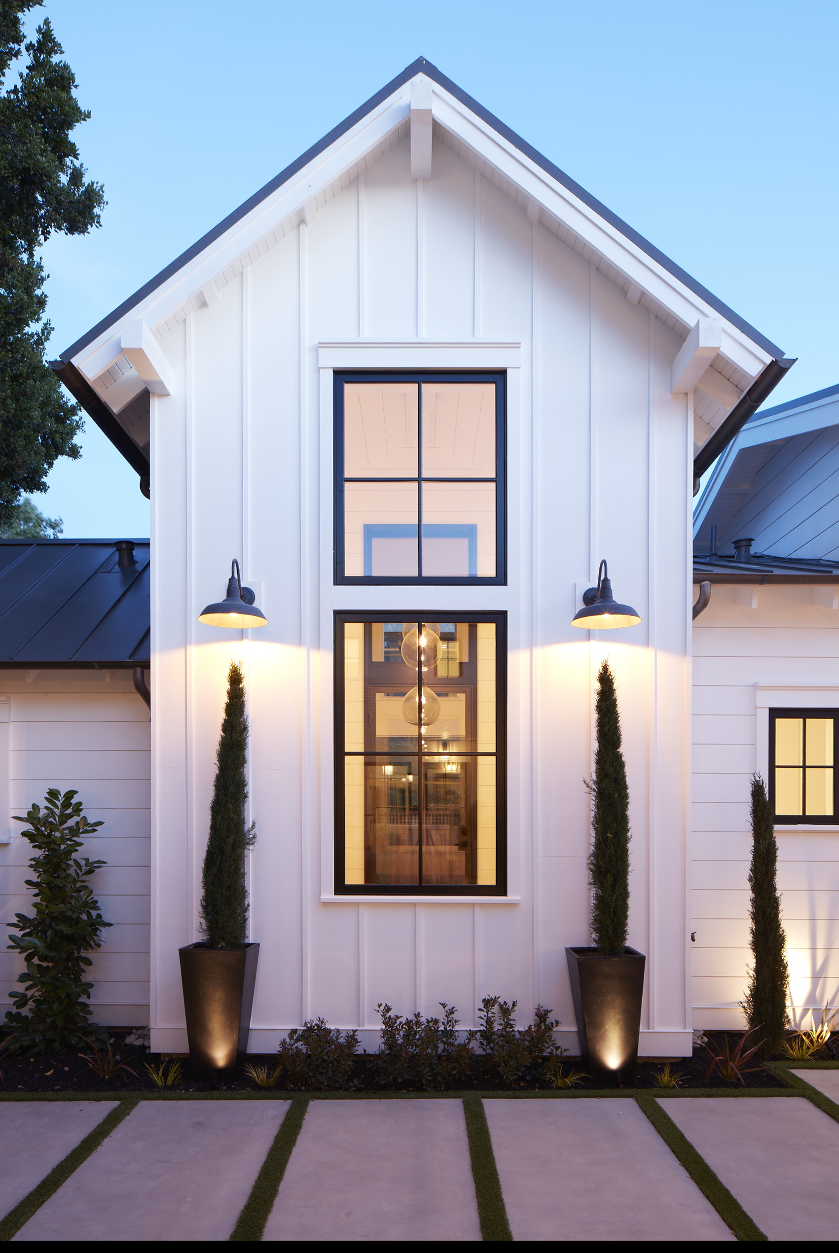 Shift's Modern Farmhouse in Los Altos, California