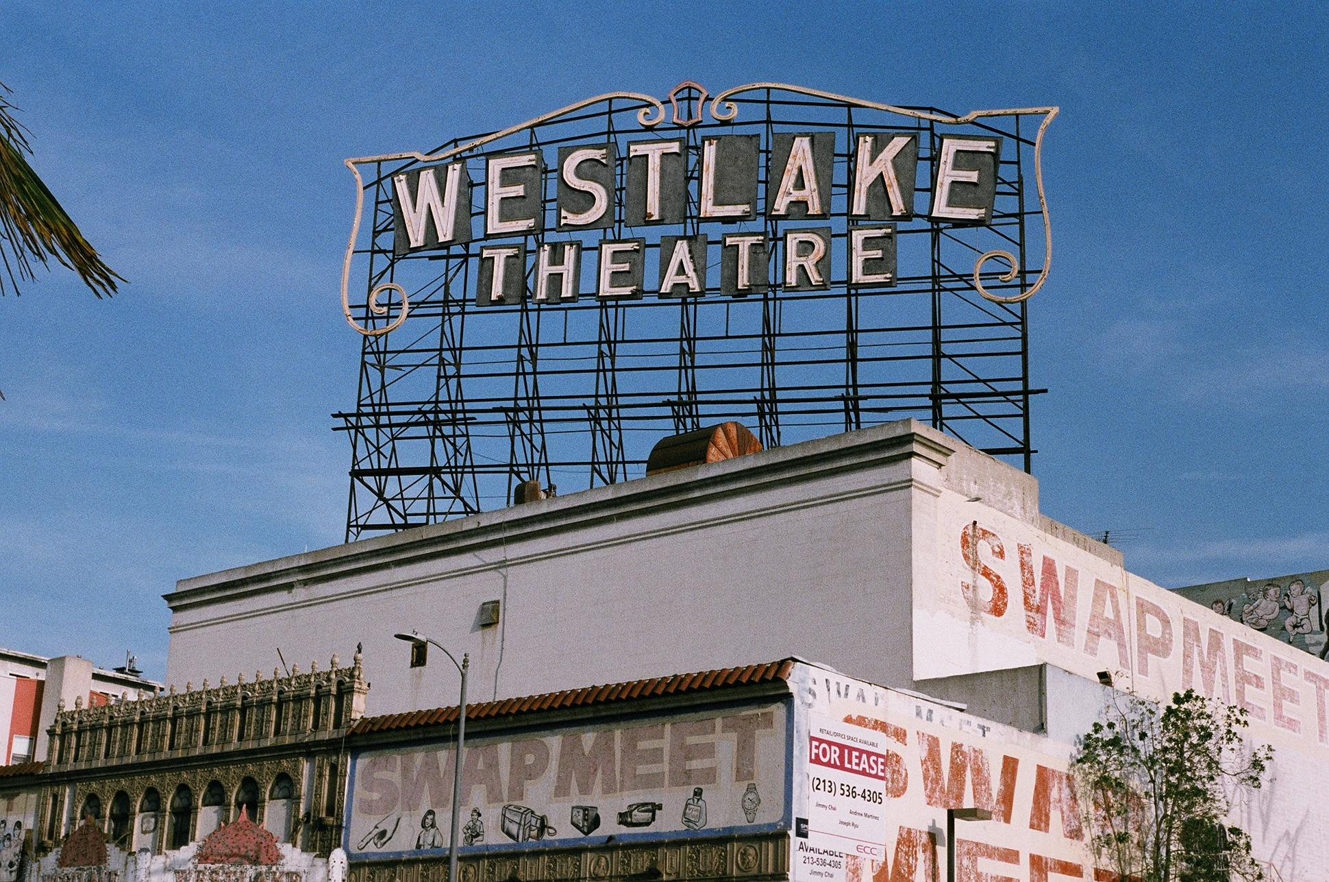 Westlake, Los Angeles.  Pentax K1000. Fujifilm Superia. Fletcher Berryman 2018.