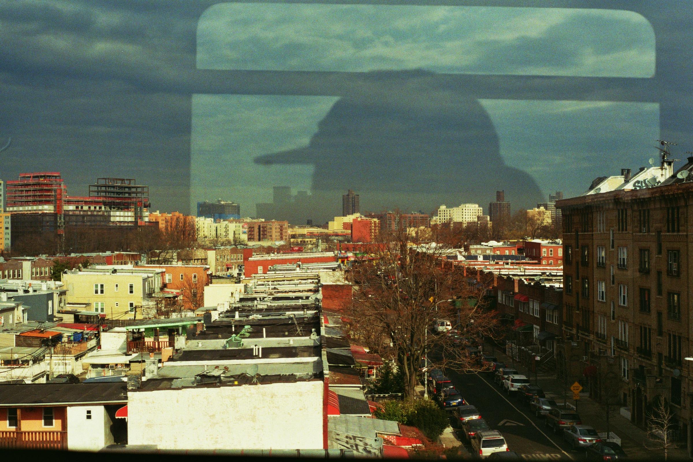 Foxhurst, The Bronx.  Kodak Ultra Max 400. Pentax K1000. Fletcher Berryman 2019.