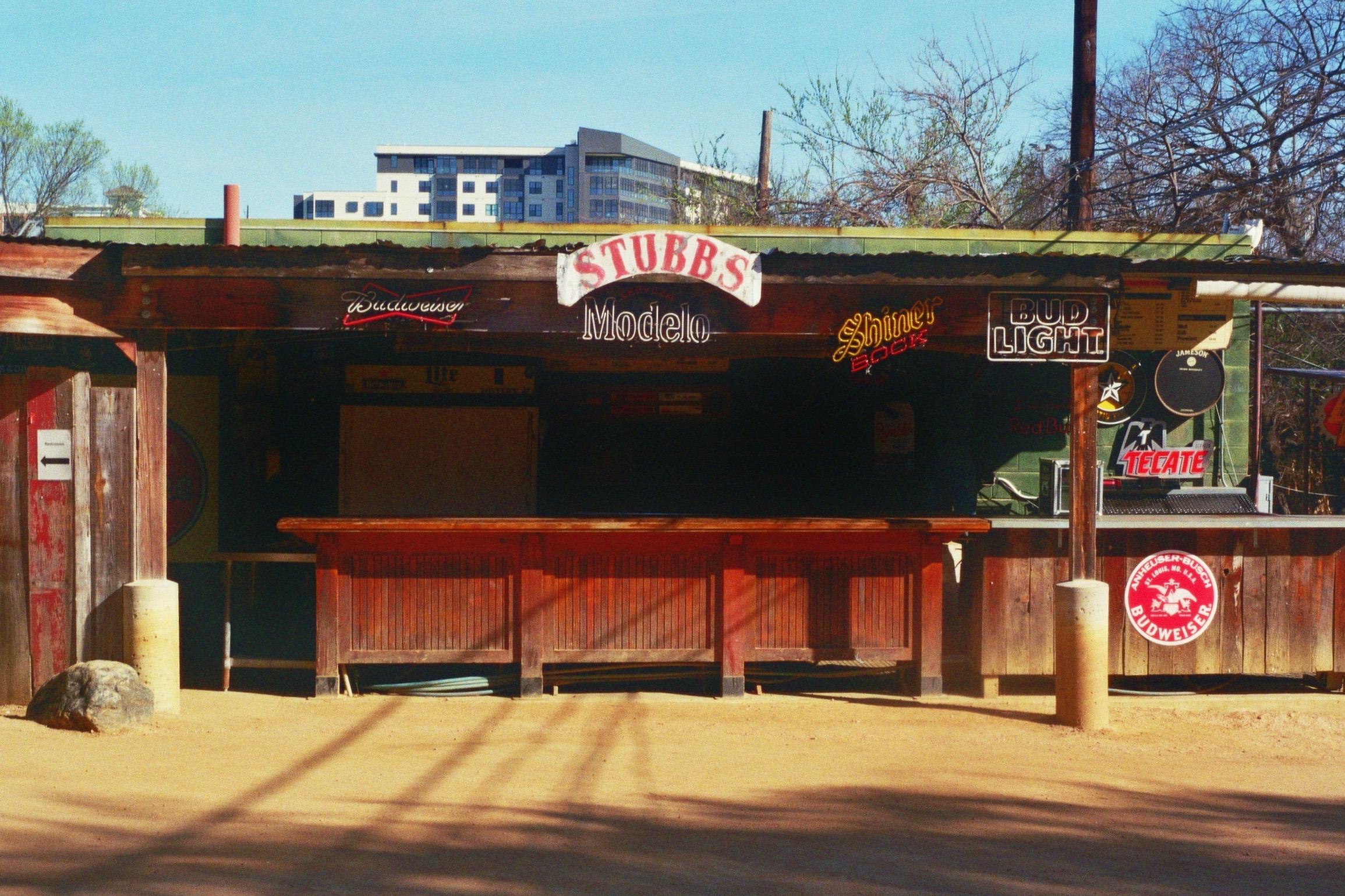 Stubb's.  Austin, TX