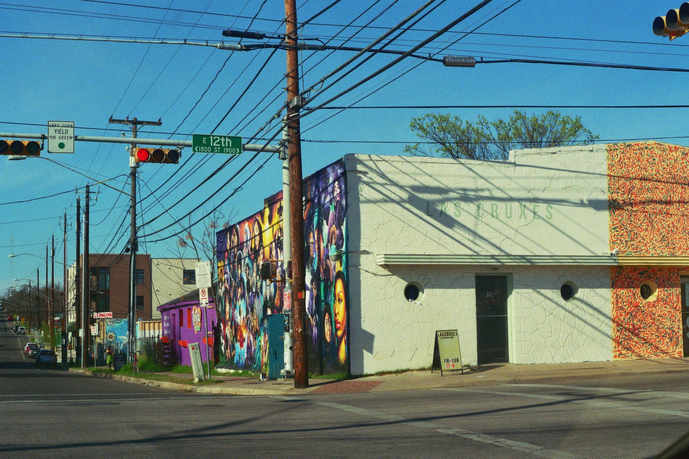 East Austin.  Austin, TX