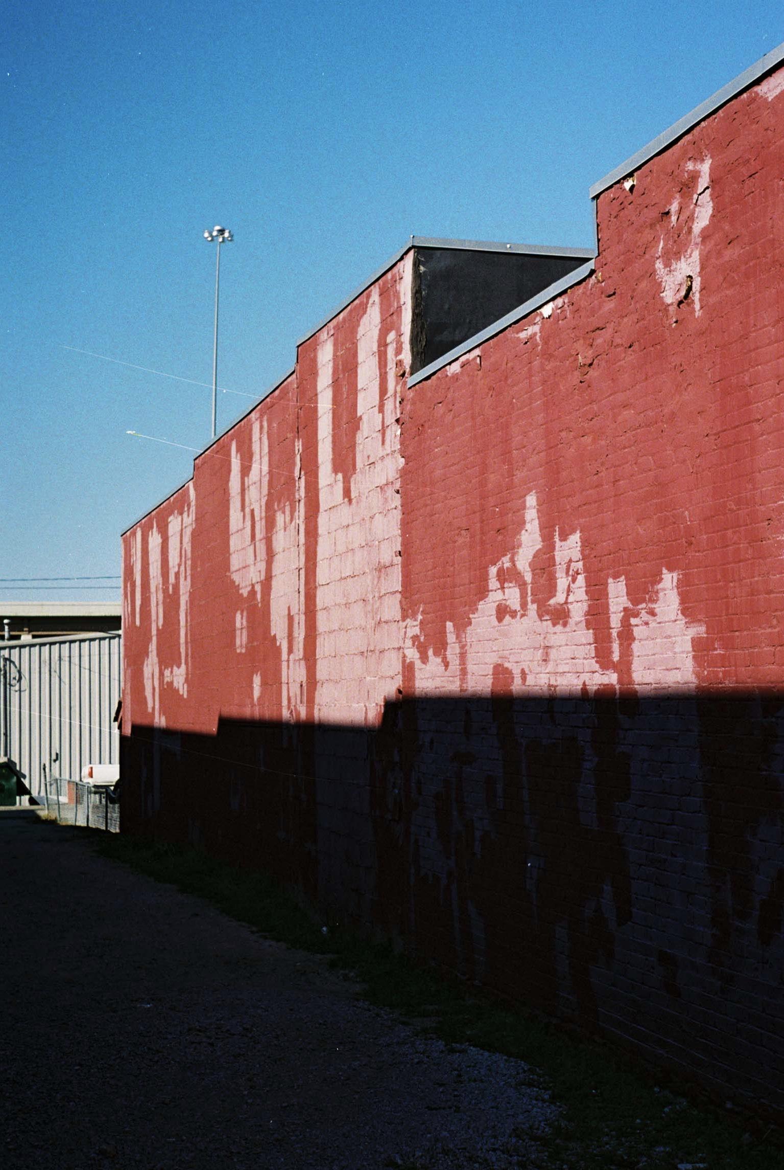 West Nashville, Tennessee.  Kodak Ultra Max 400. Pentax K1000. Fletcher Berryman 2019.