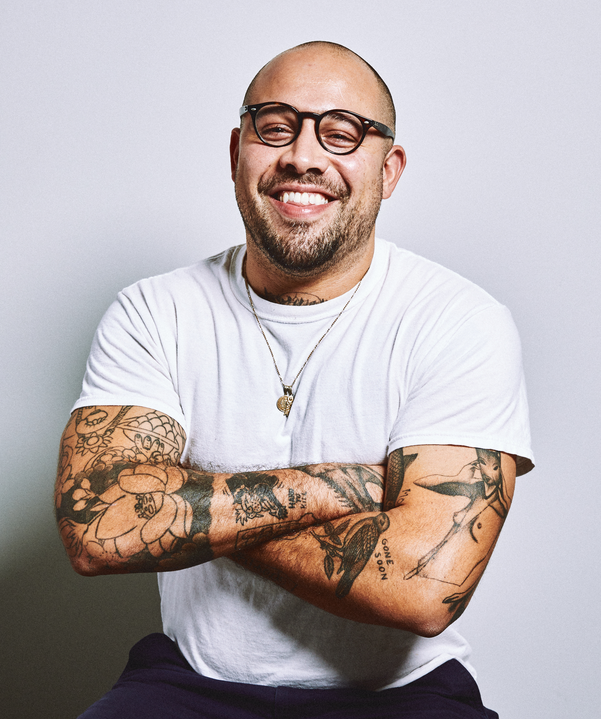 Luke Reyes, Chef and founder