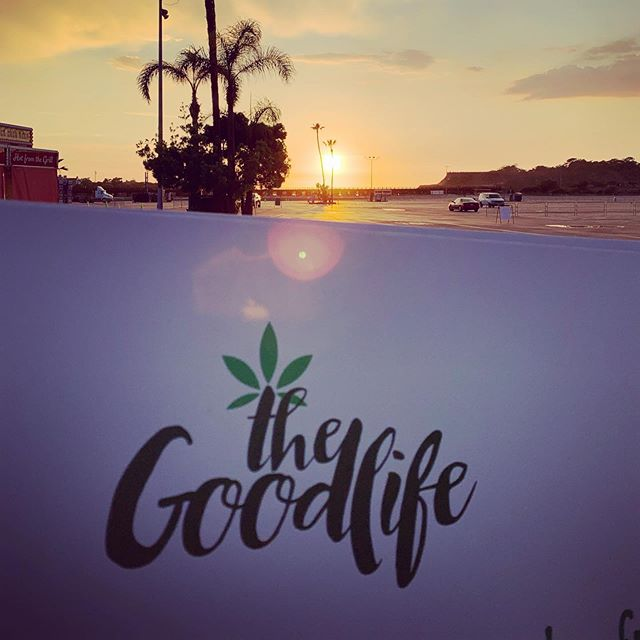 The sun sets on the first Goodlife cannabis show ever allowed at the Del Mar Fairgrounds. Our minds were blown by the attendees already lining up at the door when we opened at 10am. They came with many questions and our incredible sponsor Torrey Holistics, our dynamic speakers and exhibitors were all on hand to impart their knowledge. A huge thanks to all those that made this possible with more individual shout outs to come. Love for the Goodlife, our new friends and of course the dedicated crews of the Del Mar Fairgrounds. Thank you, thank you, thank you! The next GoodLife show will be here before you know it as we work towards the goal of a full sales event.