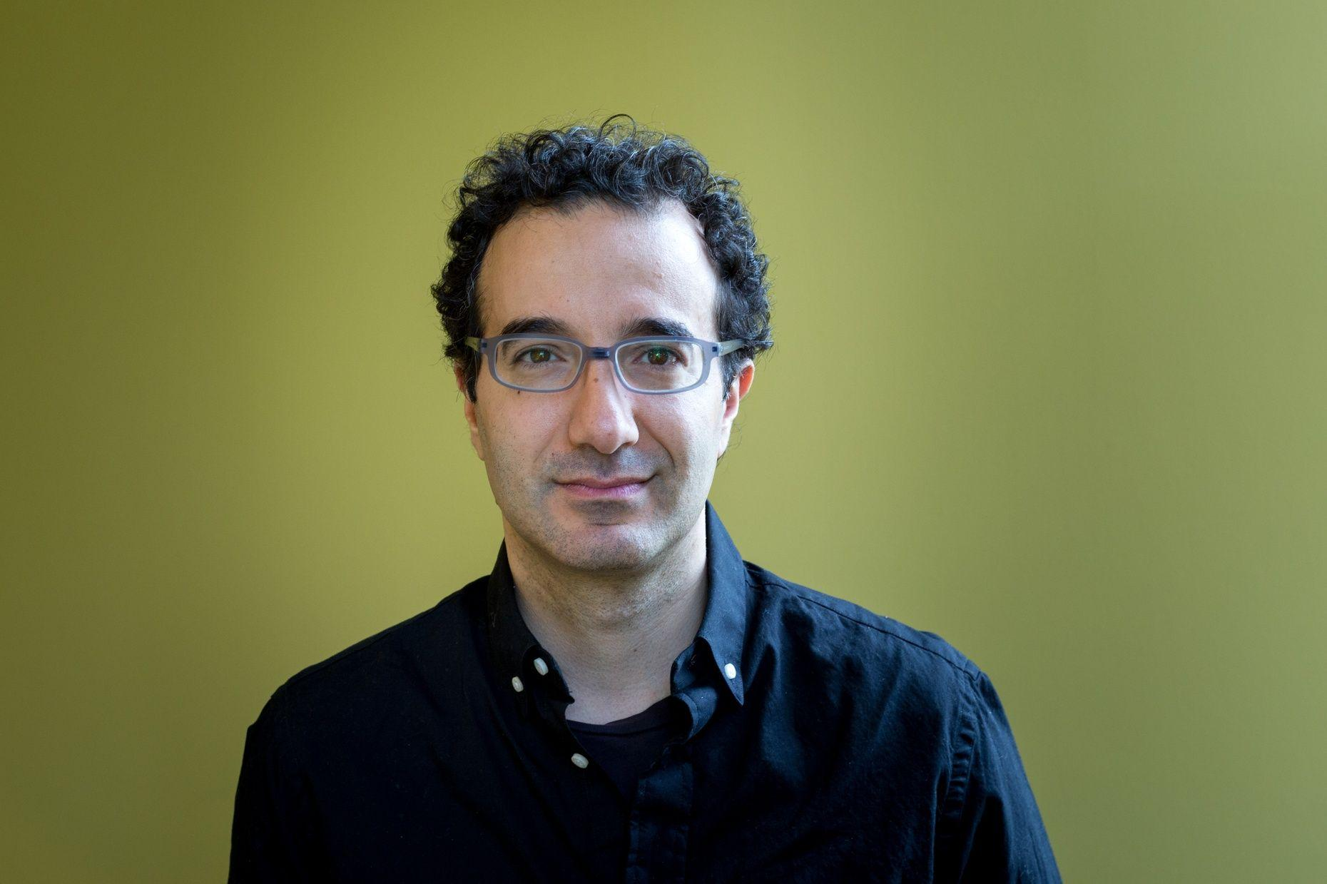 Jad Abumrad, host of RadioLab.