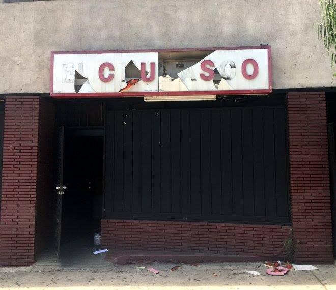 El Chubasco, Echo Park