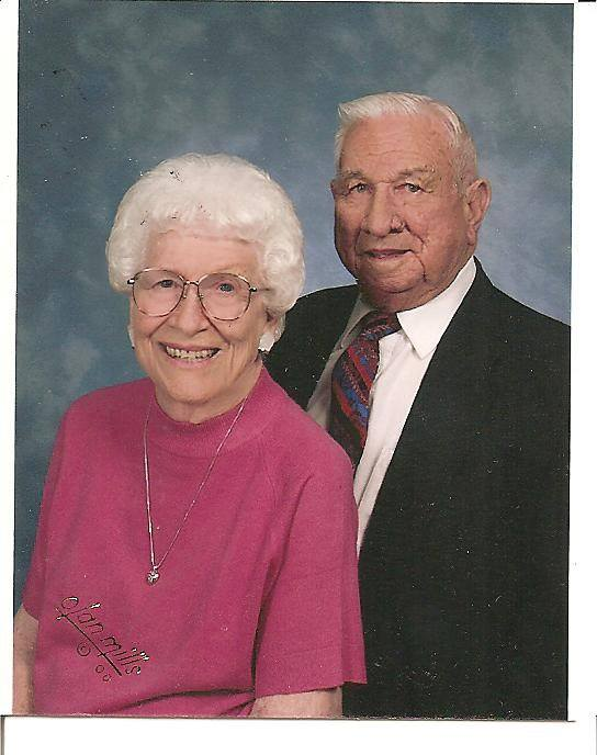 My grandparents…