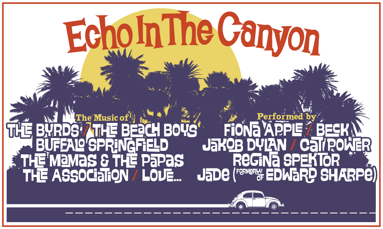 """Echo in the Canyon,"" a new documentary by Andrew Slater, showcases the cross-pollination that took place in the Laurel Canyon music scene of the late-Sixties and early-Seventies in the hills above Los Angeles. [Courtesy photo]"