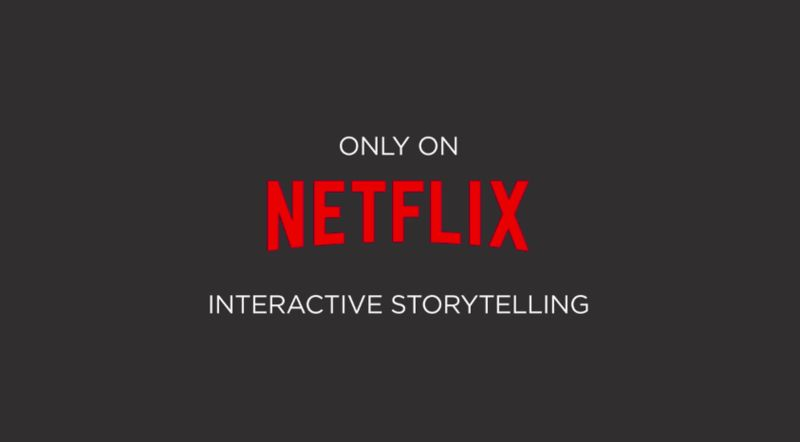 Is the future of Netflix interactive?