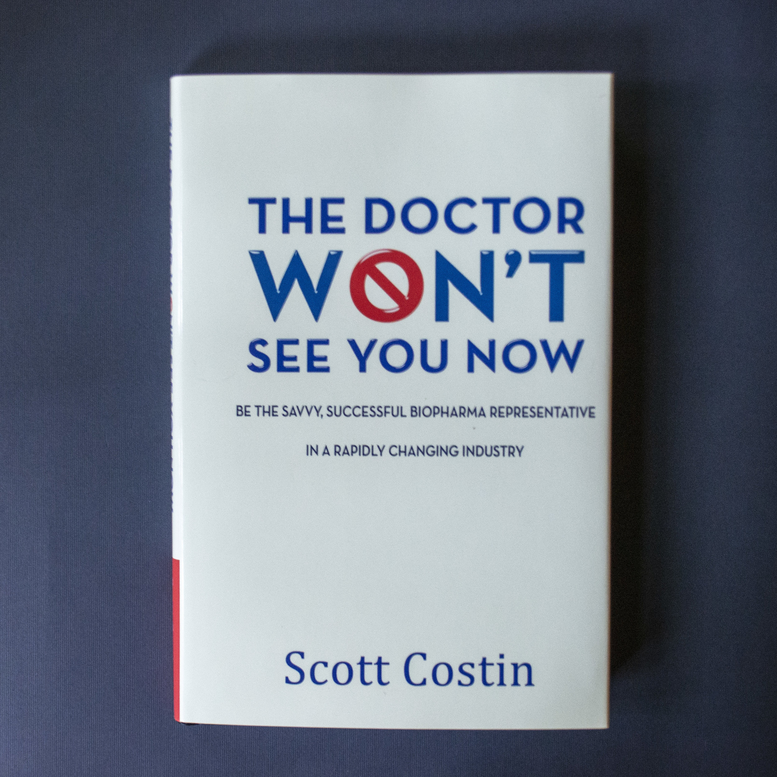 "The Doctor Won't See You Now - Scott Costin - A powerful tidal wave began to form almost 20 years ago when physicians and their employers began implementing policies to significantly reduce or eliminate communication between biopharma representatives and health care providers. At the same time, pharmaceutical and biologics employers were asking their field force to meet, connect with, and support health care providers whose patients might benefit from their therapies.It was the perfect storm.Since the genesis of this wave, impediments and limitations to access by health care delivery entities have increased unabated. Consequently, it appears the doors to health care customers are, for all intensive purposes, closed to biopharmaceutical representatives.Or are they?"". . .an unvarnished look at the challenges, roadblocks, risks, and rewards of a career in biopharma and, most importantly, the coaching and examples needed to be successful."" ~Kevin Madden, US Sales Manager, InHealth TechnologiesLearn more on Scott's website: www.thedoctorwontseeyounow.com"