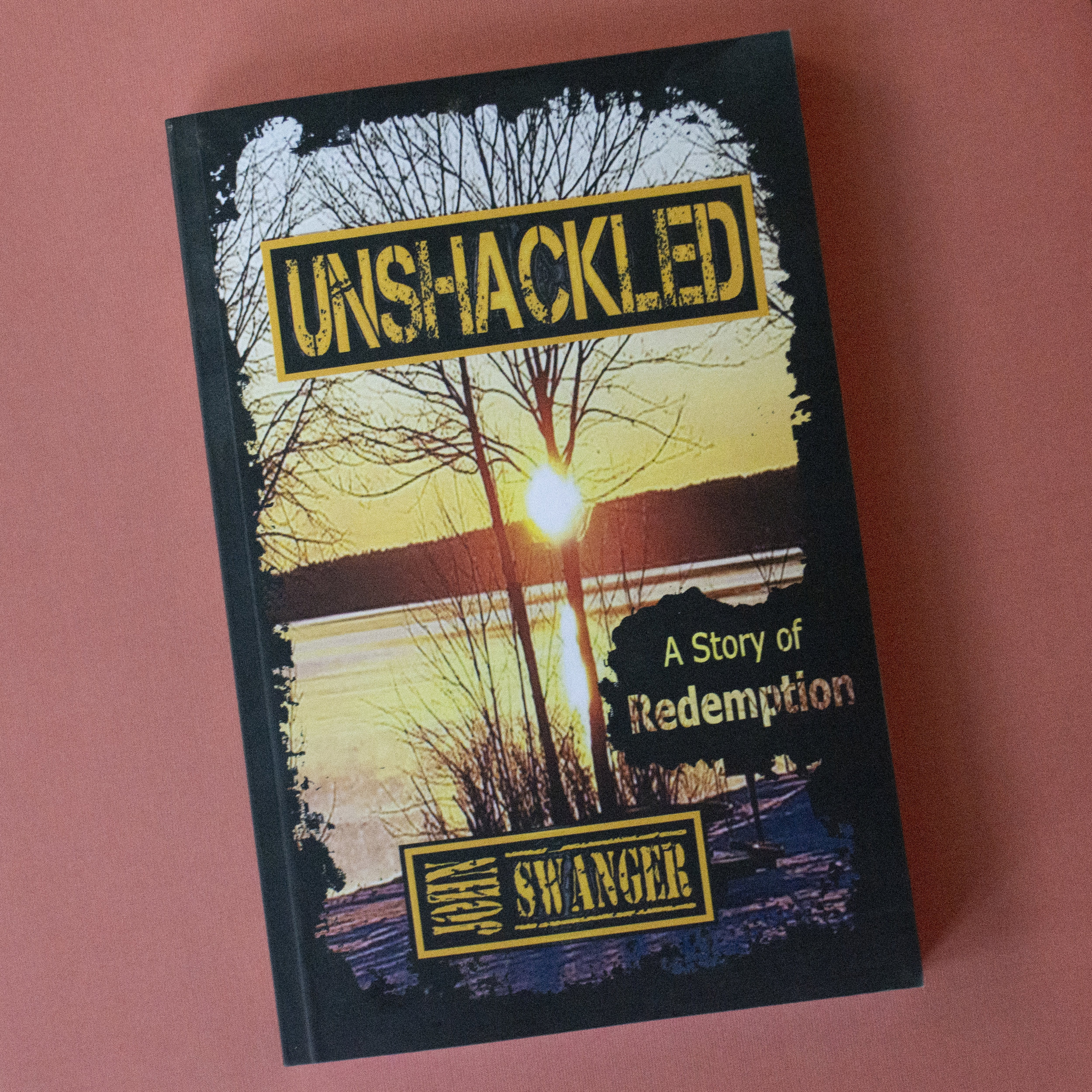 Unshackled: A Story of Redemption - John Swanger - At the age of 18, John Swanger gained the reputation of being one of America's most prolific armed robbers. Sentenced to serve 30 years in prison, he was set free after only four.But a prison of the body is not the same as a prison of the heart… as Swanger relates in his second book. In a continuation of his first book Shackled: A Story of Redemption, Swanger tells the gripping tale of how he went from inmate to evangelist, from prisoner to pastor, called to set prisoners free.Learn more on John's website: www.johnswanger.org