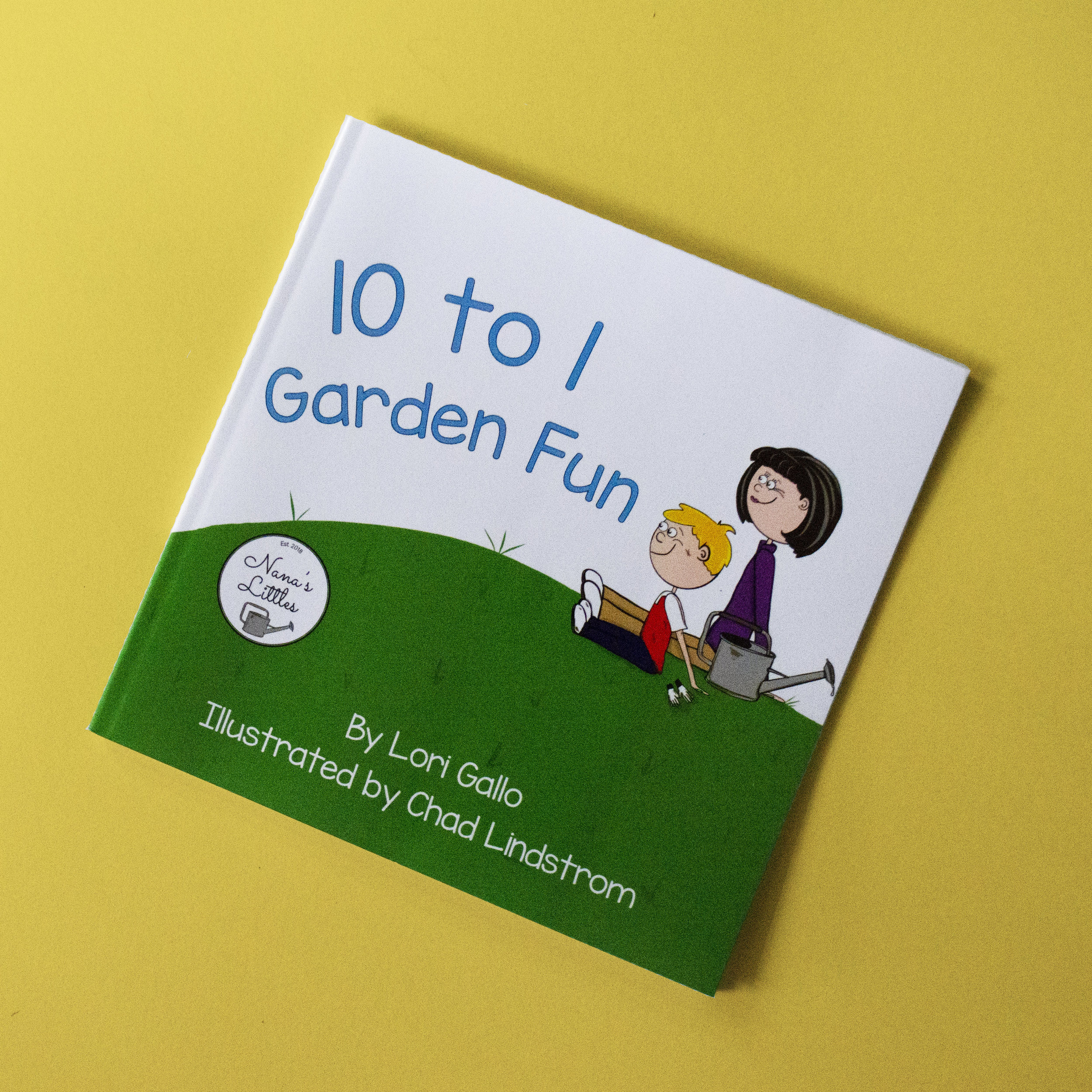 10 to 1 Garden Fun - Lori Gallo - Max is learning many important things while helping his Nana in her beautiful garden. Join in on the fun as Max helps his Nana build her garden under the sun, while also learning valuable common core standards such as 1 to 1 number correspondence and how to count backward from 10 to 1. In addition, Max will learn about all the essential elements, creatures, processes, and work needed to help grow a garden. This is a fantastic and fun way to help children, whether in pre-school or, primary grades learn these important baseline knowledge requirements. It explores the relationship between Max, Papa, and Nana while also exploring the relationship between essential elements to grow a garden.Lori Gallo is a kindergarten teacher who has passionately taught for over 26 years. She delights in gardening and children, particularly her grandchildren. Lori wrote 10 to 1 Garden Fun to promote, in an engaging way, the Common Core Standard of 1 to 10 Number Correspondence.Learn more at www.mrslorigallo.com