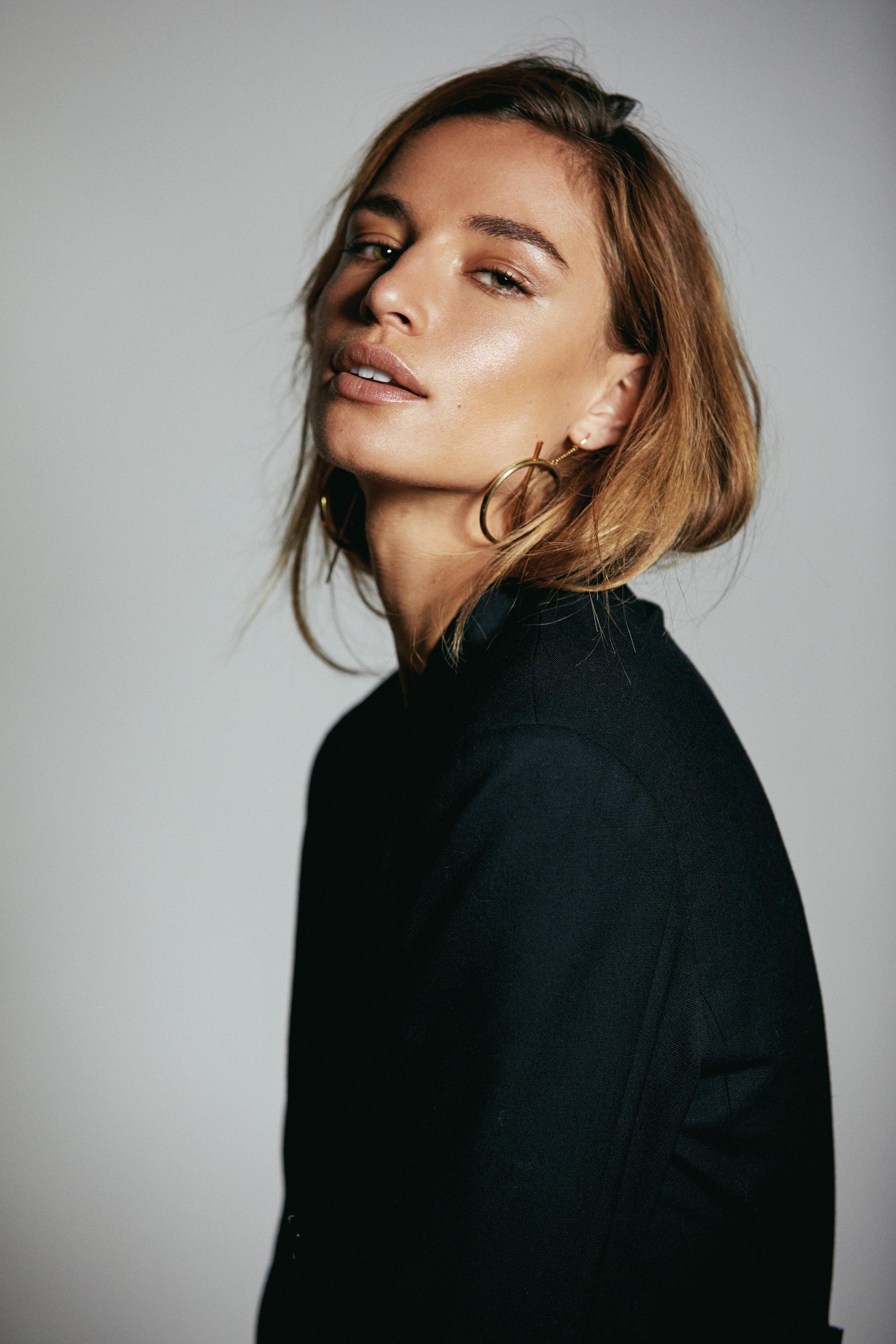 Earrings by Pina Studio