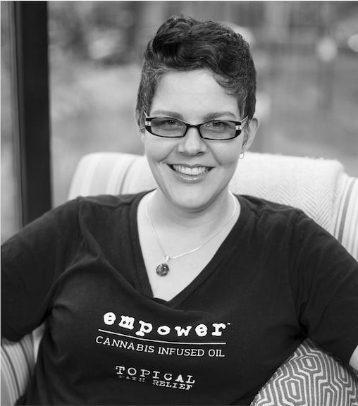 Trista okel, founder of empower bodycare