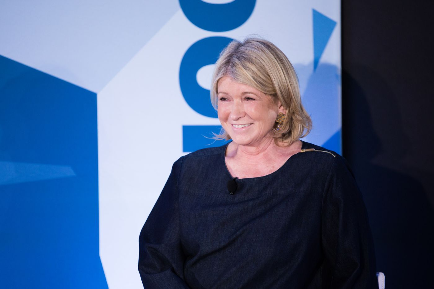 Martha Stewart  Photographer: Alex FLynn/Bloomberg
