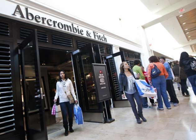 The Abercrombie & Fitch store at South Park mall in Charlotte, North Carolina.    Chris Keane | Reuters