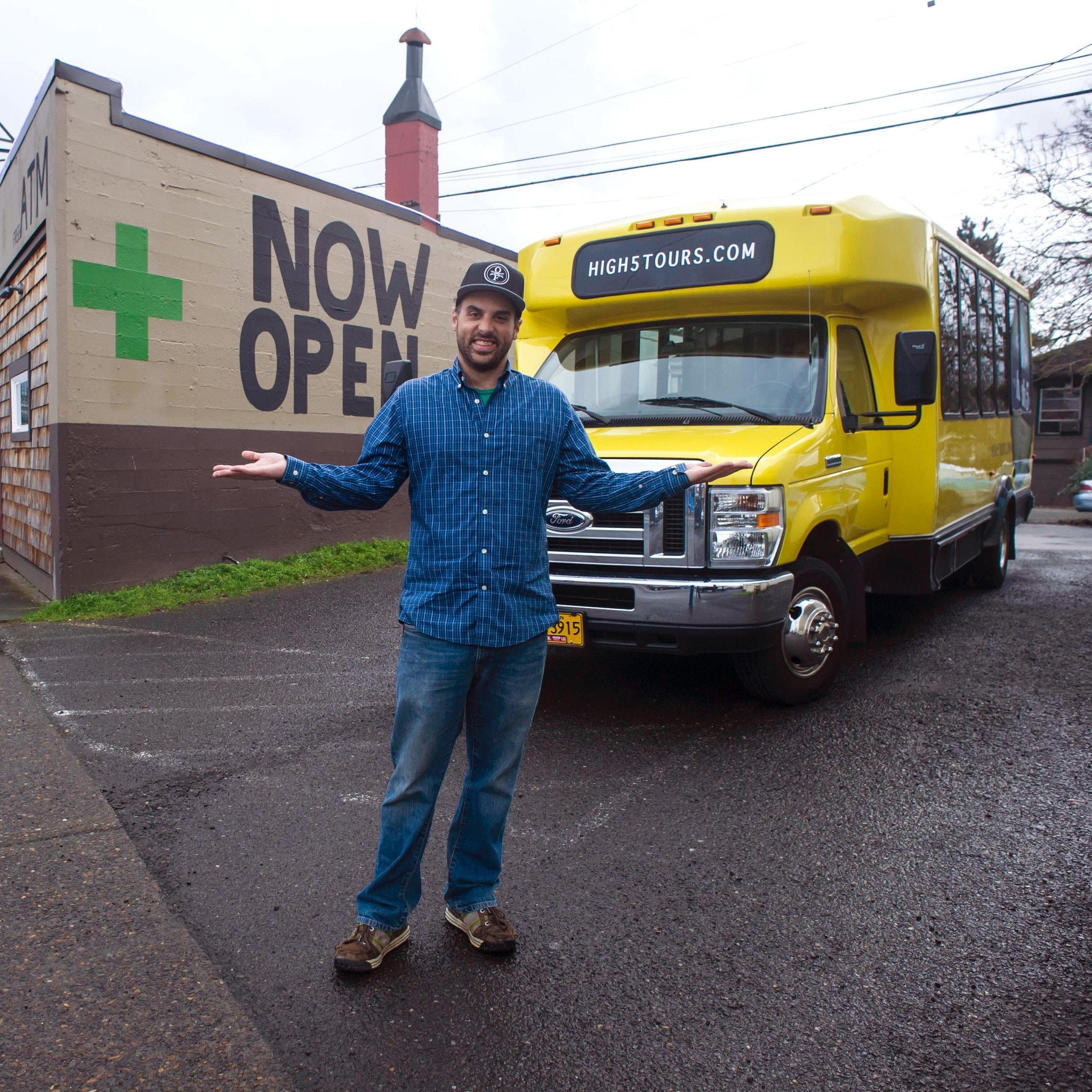 Sam Rosenbaum of High 5 Tours.CreditHigh 5 Tours