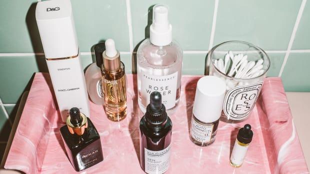 cbd beauty shelfie