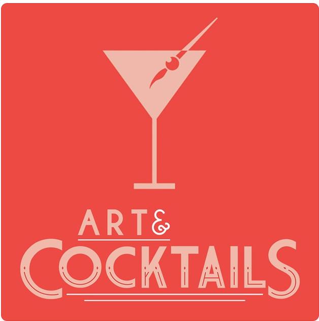Art and Cocktails by Ekaterina Popova