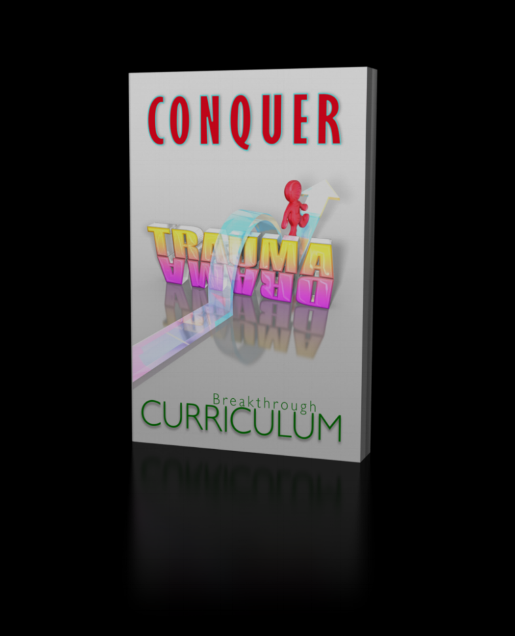 Conquer Trauma Drama: Breakthrough Curriculum (141 pages) Published in 2016 and 2nd Edition 2017.