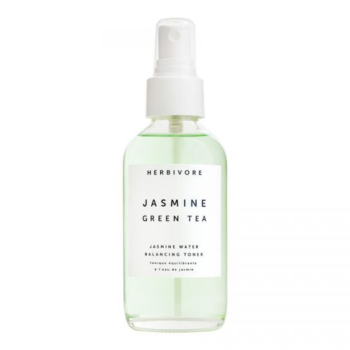 3. Jasmine Green Tea Balancing Toner - Herbivore - I've lived my whole life without using a toner but someone recommended this to me and I'm hooked! I couldn't imagine not having this in my routine. It helps with my acne but is very gentle!Shop it here.
