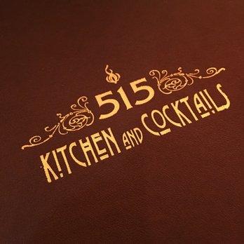 515 Kitchen & Cocktails - Meal service(s): Dinner