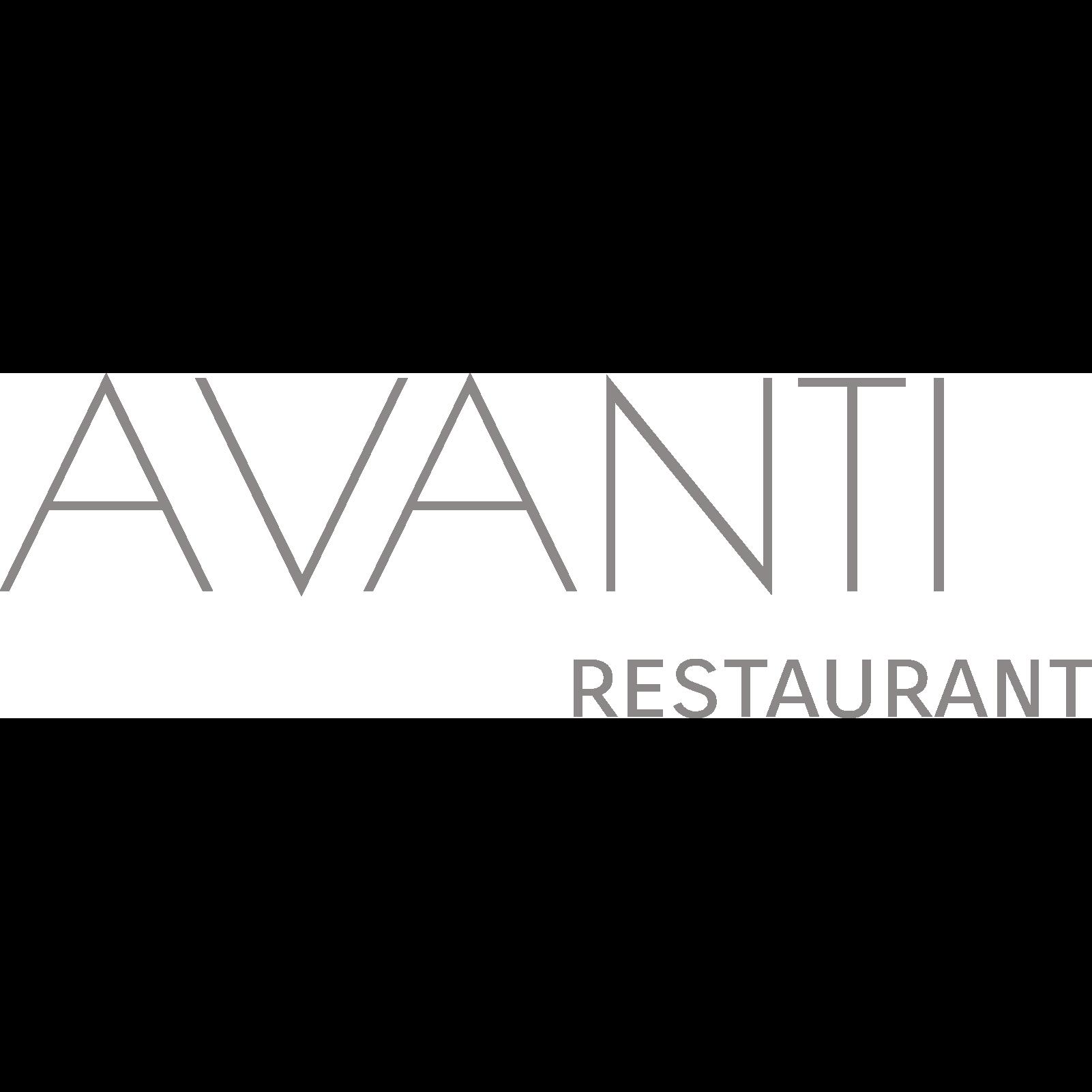 Avanti Restaurant - Meal service(s): Lunch, Dinner