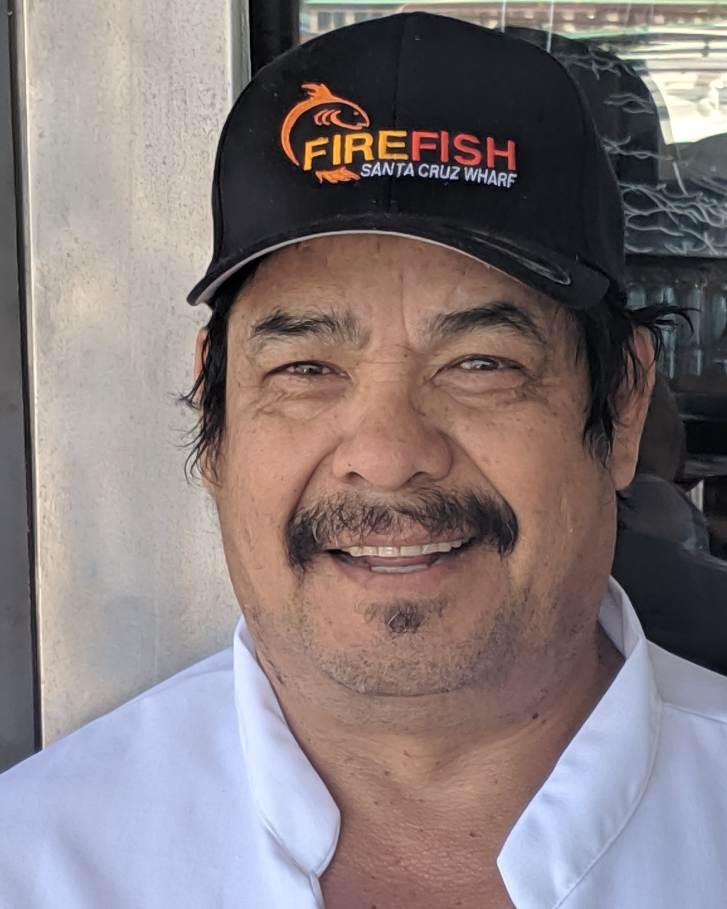 Chef Jesus Becerril - FIREFISH GRILL