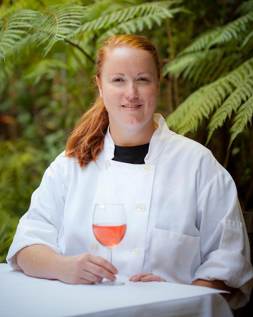 Chef Cori Goudge-Ayer - PERSEPHONE