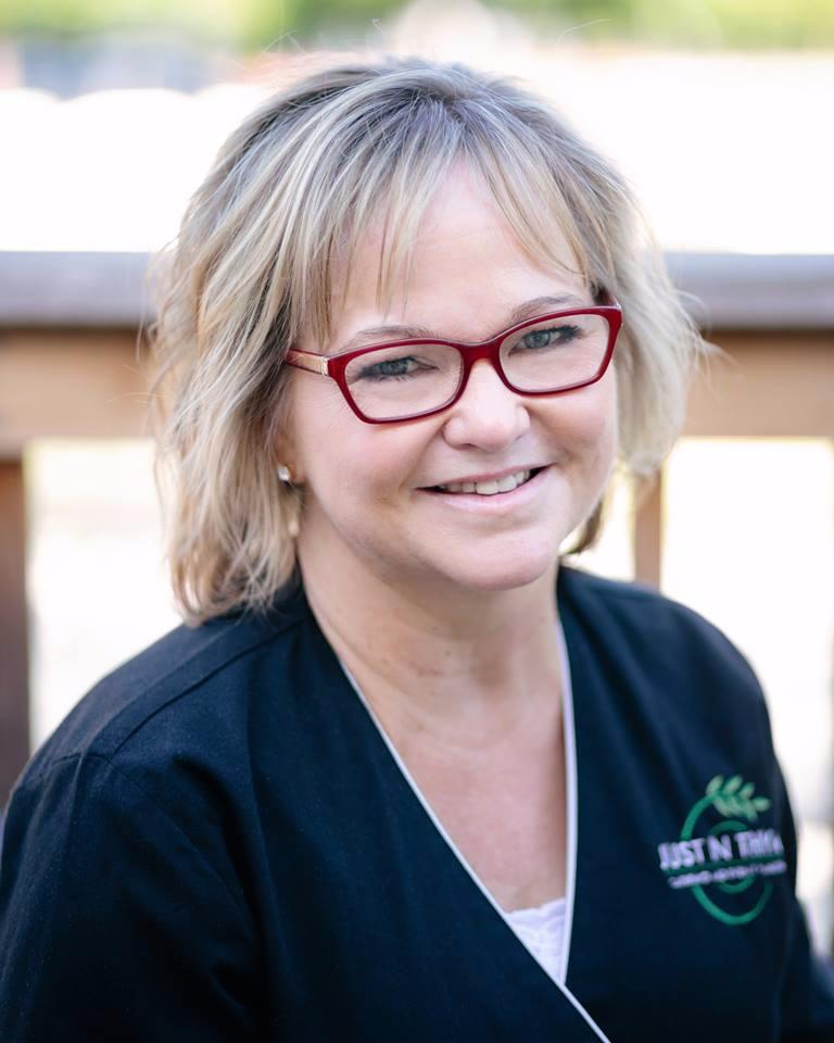 Chef Diane Sturla - CAFÉ THYME