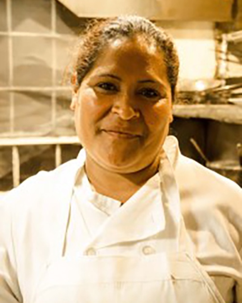 Chef Gema Cruz - GABRIELLA CAFE