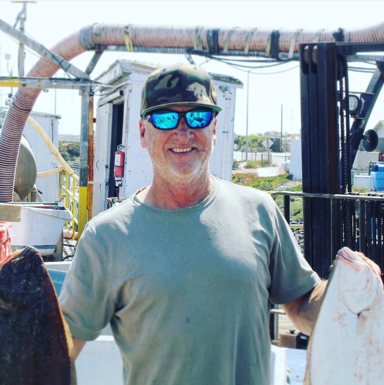 Norman Reynolds - Fishing Vessel (F/V): Aloof