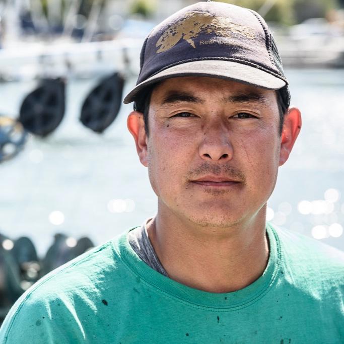 David Toriumi - Fishing Vessel (F/V): Grinder