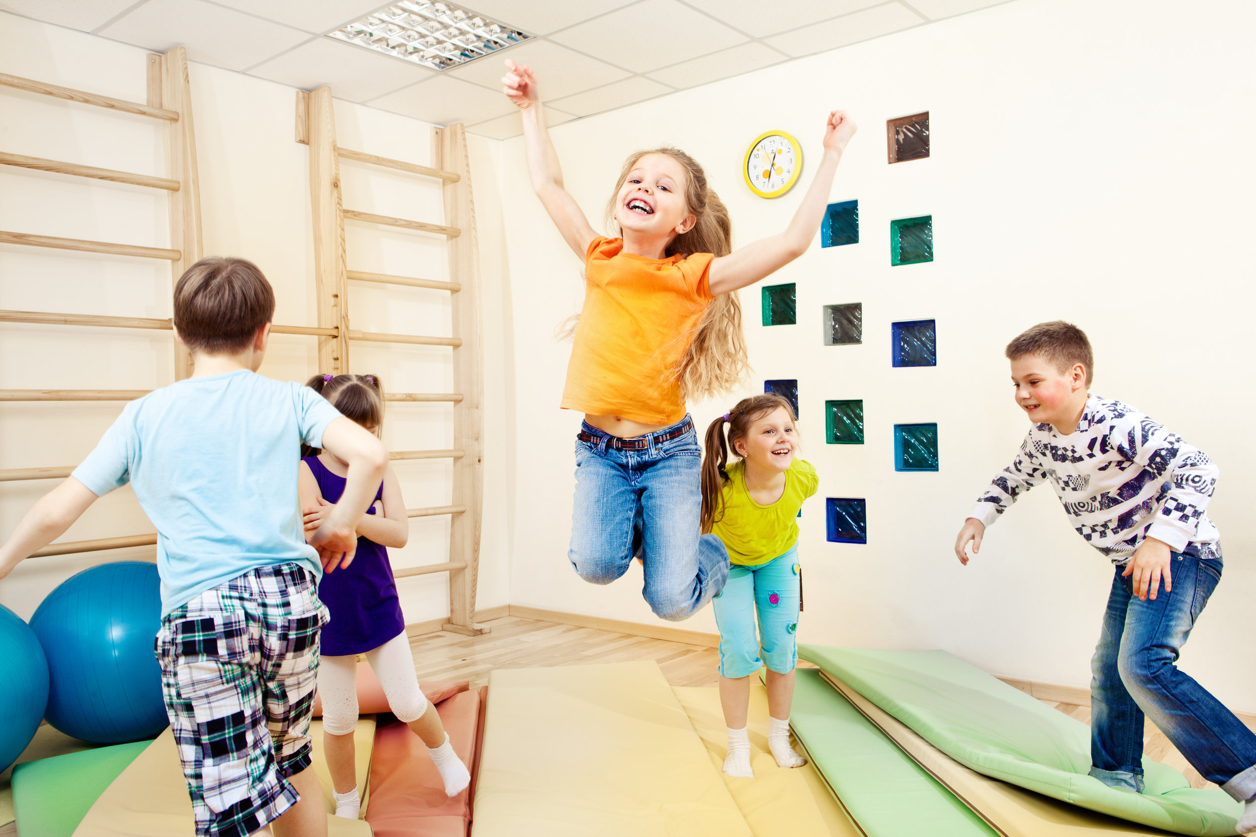 """FUN & LEARNING - """"Helping little minds learn big things."""""""