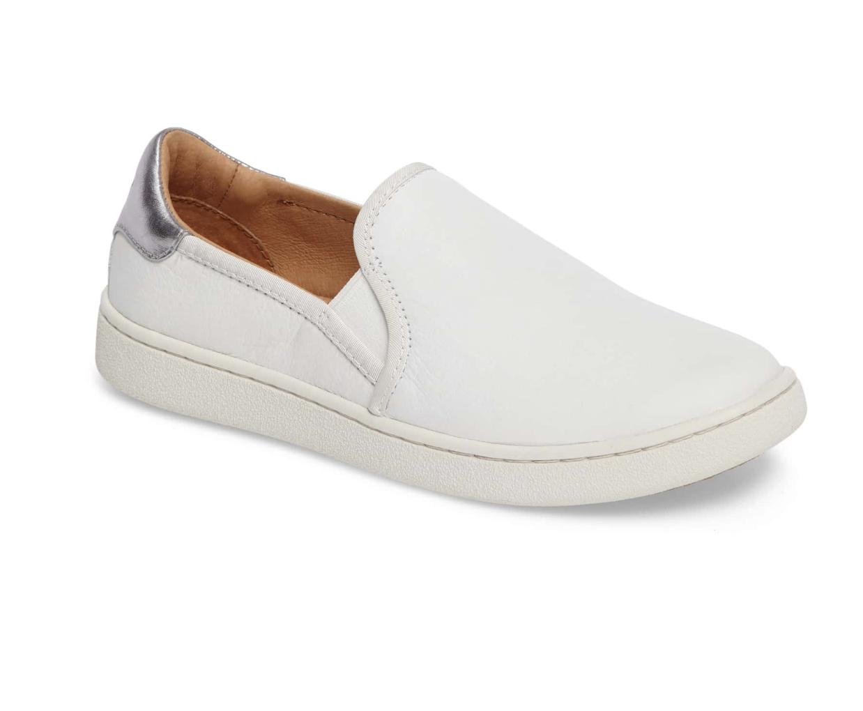 UGG Slip On Sneaker