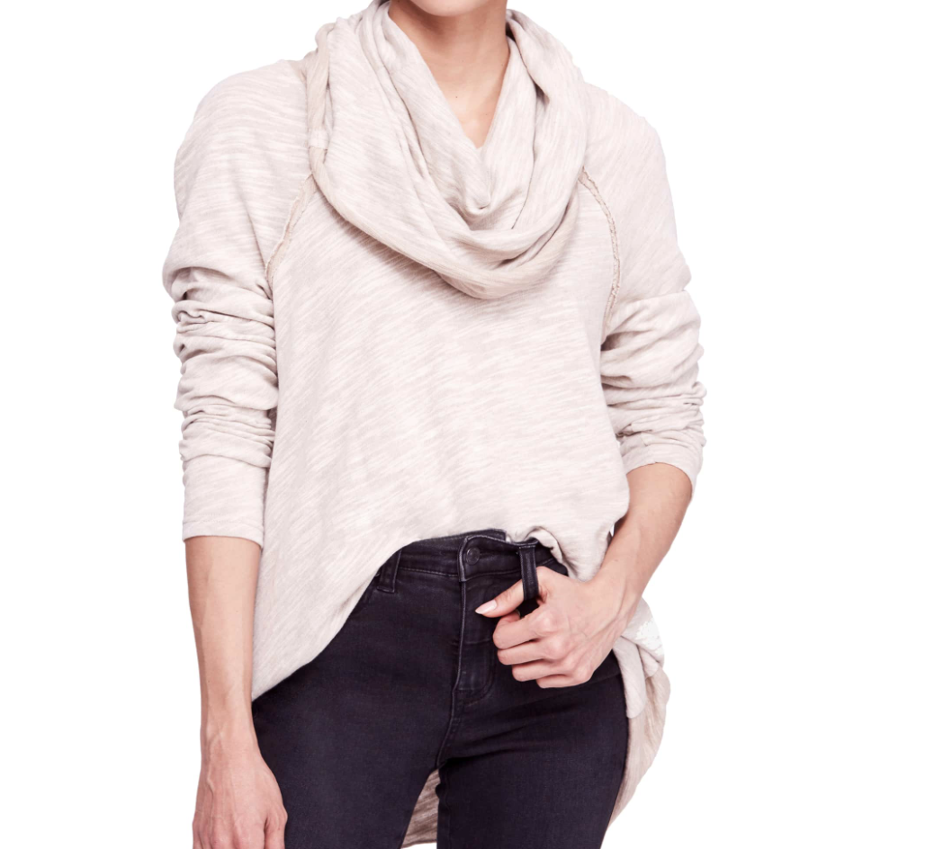 Free People Cocoon Sweater