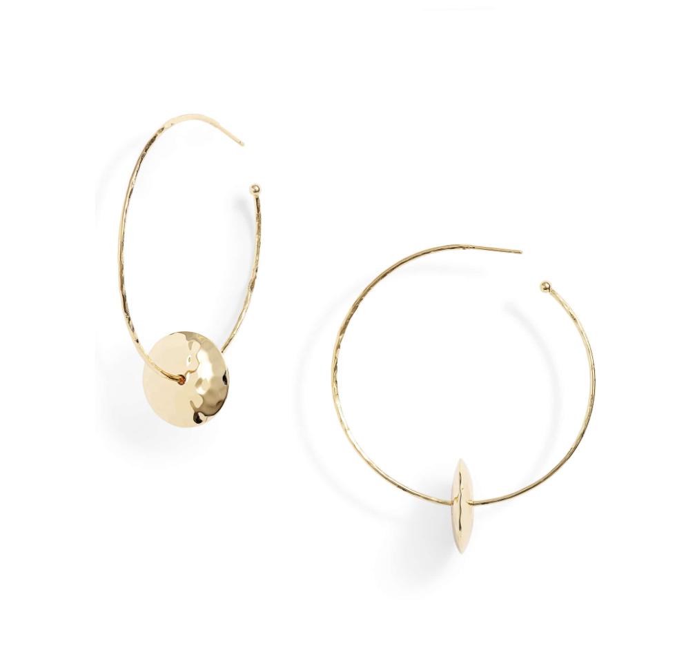 Gorjana 'Marlow' Hoop Earrings