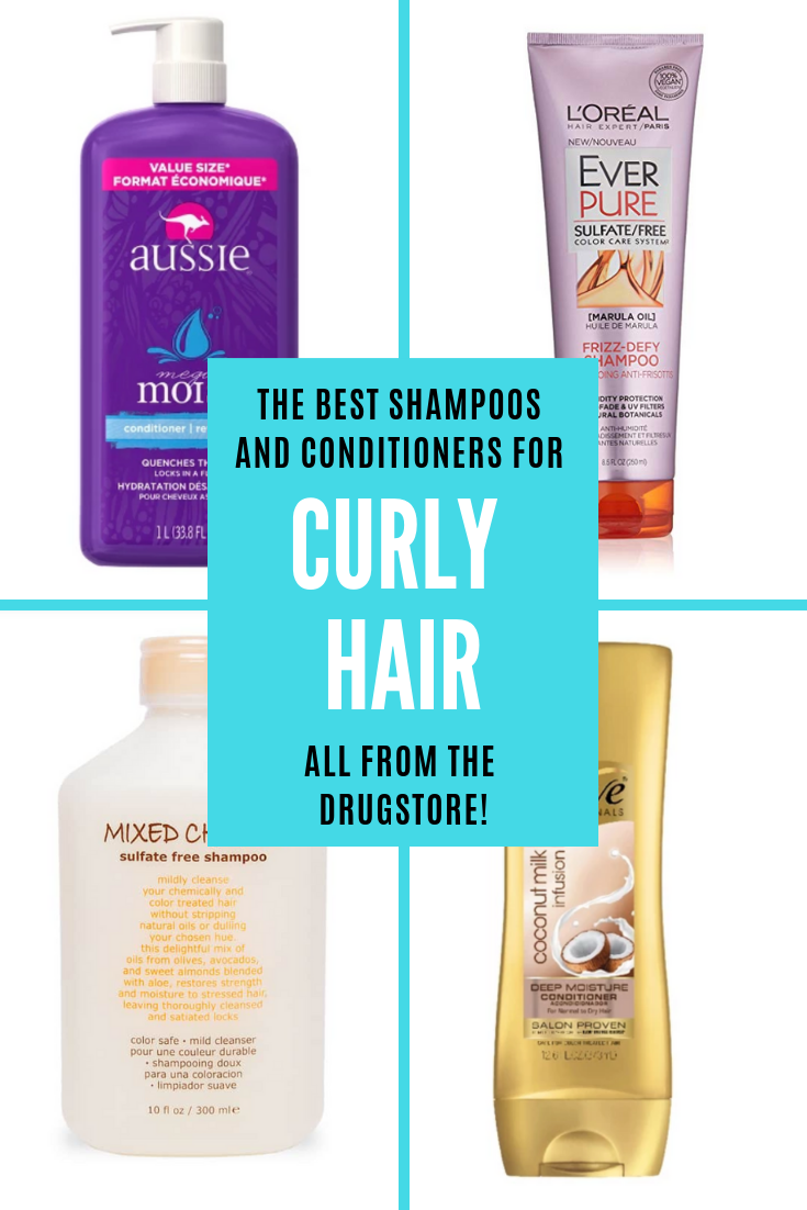 drugstore shampoos conditioners